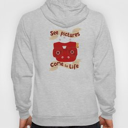 View Master Makes Pictures Come To Life Hoody