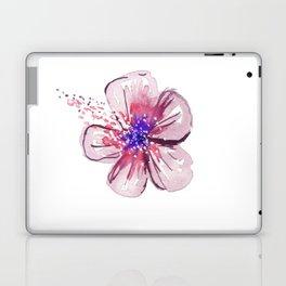 Little Lilac Flower Laptop & iPad Skin