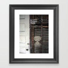 Ghost no. 3 Framed Art Print