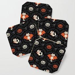 Spooky Kittens Coaster