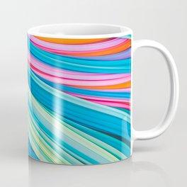 Strain Wave II. Abstract Art Coffee Mug