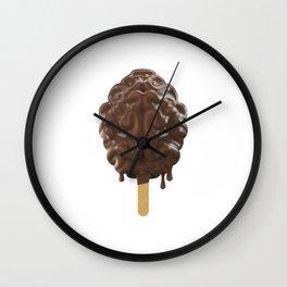 Because, Chocolate Wall Clock