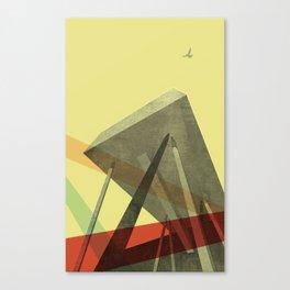 Sharp Centre for Design, OCAD University Canvas Print