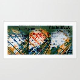 look 03 40 Art Print