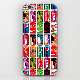 Pop Cans #1 iPhone Skin