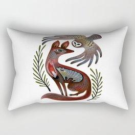 Burning Love Rectangular Pillow