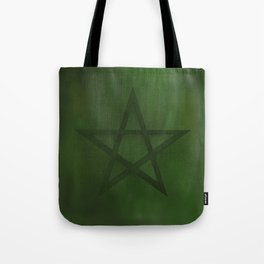 My Heart is Green IV Tote Bag