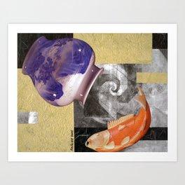 Feng Shui Mishap No. 21 Art Print