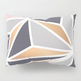Geometry Gold 047 Pillow Sham