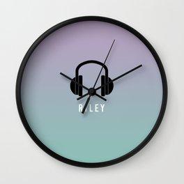 Riley - SENSE8 Wall Clock