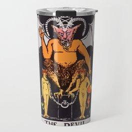 15 - The Devil Travel Mug