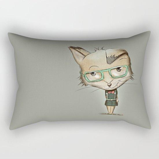 Innocent Fox? Rectangular Pillow
