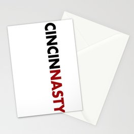 CINCINNASTY Stationery Cards