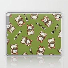 Maneki Neko Mhysa Laptop & iPad Skin
