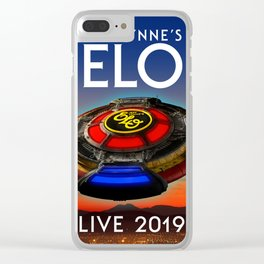 Jeff Lynne's ELO tour 2019 sule1 Clear iPhone Case