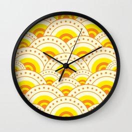 DotRise! Wall Clock