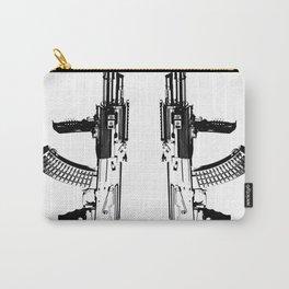 BLACK AK 47 Carry-All Pouch