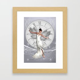 Timeless Fairy .. fantasy art Framed Art Print
