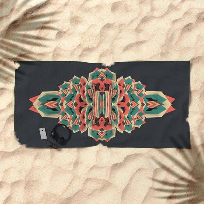 Calaabachti Stripes Beach Towel