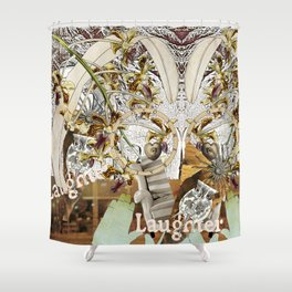 Gates of Hathor 3 Shower Curtain