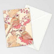 Happy Birds Stationery Cards