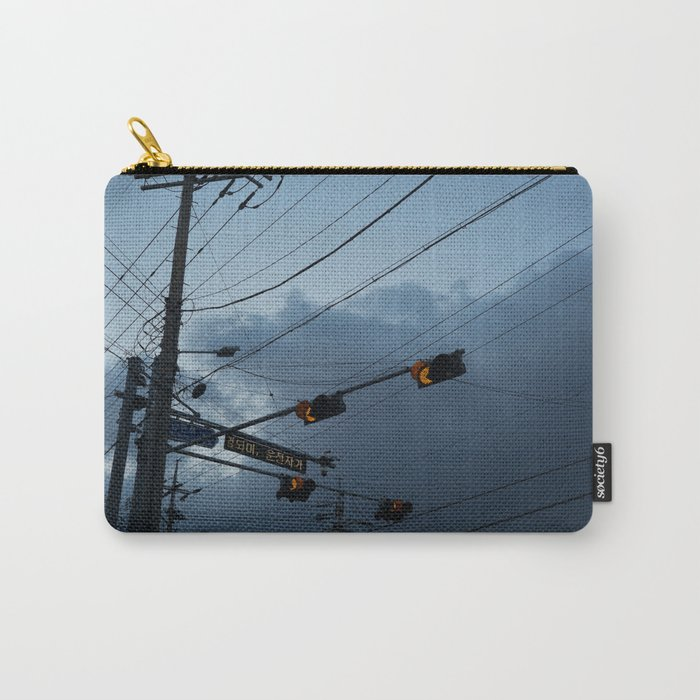 Intersection Carry-All Pouch