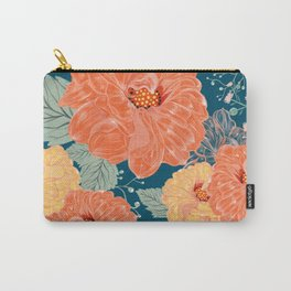 Gorgeous Flowers Carry-All Pouch