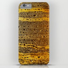 golden abstract Slim Case iPhone 6 Plus