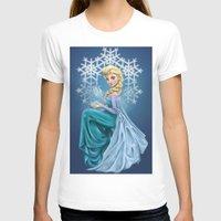 elsa T-shirts featuring Elsa by toibi
