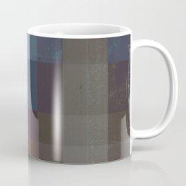 Geometric Earth Tones Coffee Mug