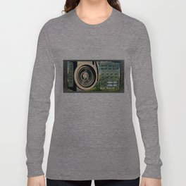 BassBooster plugin by Softrave & SyncerSoft Long Sleeve T-shirt