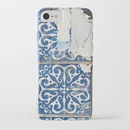 dirty azulejos iPhone Case
