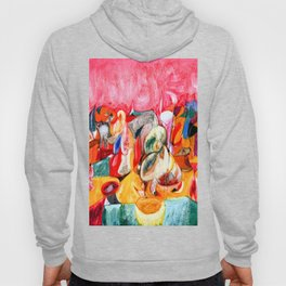 Arshile Gorky Scent of Apricots Hoody