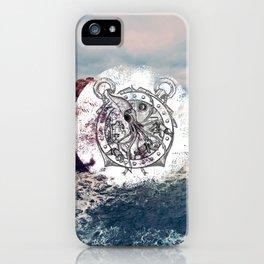 Squid Ocean iPhone Case
