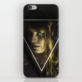 Spellcaster and Her Umbrawave iPhone Skin