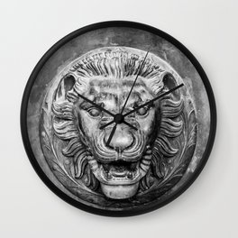 Classical Lion Wall Clock
