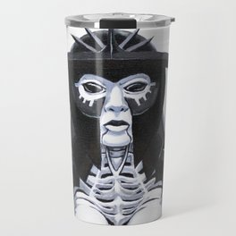 The Scarab Queen Travel Mug