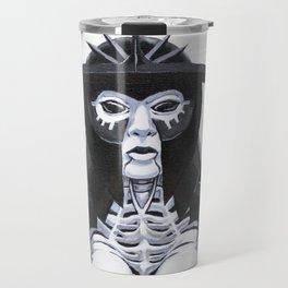 The Scarab Queen Travel Mug