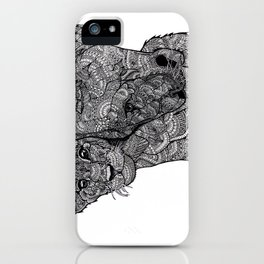 A Mother's love iPhone Case
