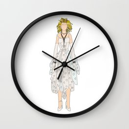 Madge 2 Like A Virgin Wall Clock