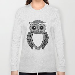 Owl Long Sleeve T-shirt