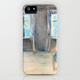 Guest room - Digital Remastered Edition iPhone Case