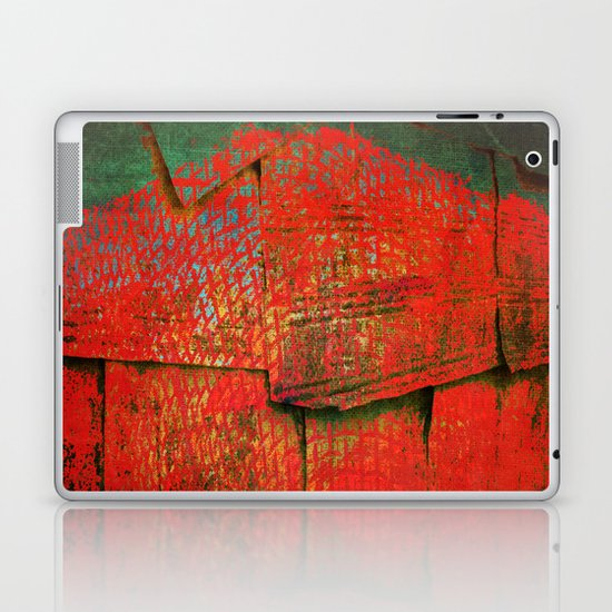 Out The Frontier... Now! Laptop & iPad Skin
