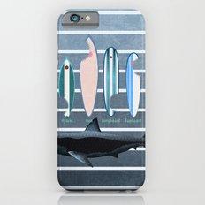 Shark Week - A balanced diet is essential  iPhone 6s Slim Case