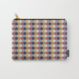 Straight Hexagon (Classy) Carry-All Pouch