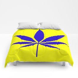 Weed Hash Bash Comforters