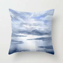As Above, So Below. Throw Pillow