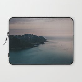 Fjord - Landscape and Nature Photography Laptop Sleeve