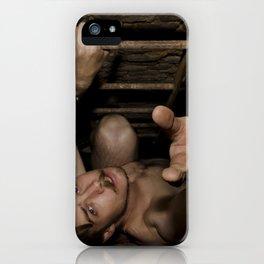 Monter en haut haut haut // Going Up Up Up iPhone Case