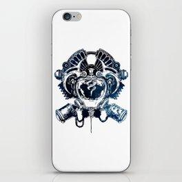ZAUN Crest - League of Legends iPhone Skin